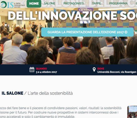 Manifesto del Salone della Responsabilità Sociale 2017, ospitato dall'Università Bocconi