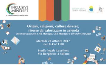 Locandina Inclusive Mindset Academy