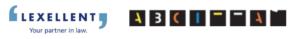 Logo Lexellent e logo ABCittà, partner dell'Academy di Inclusive Mindset