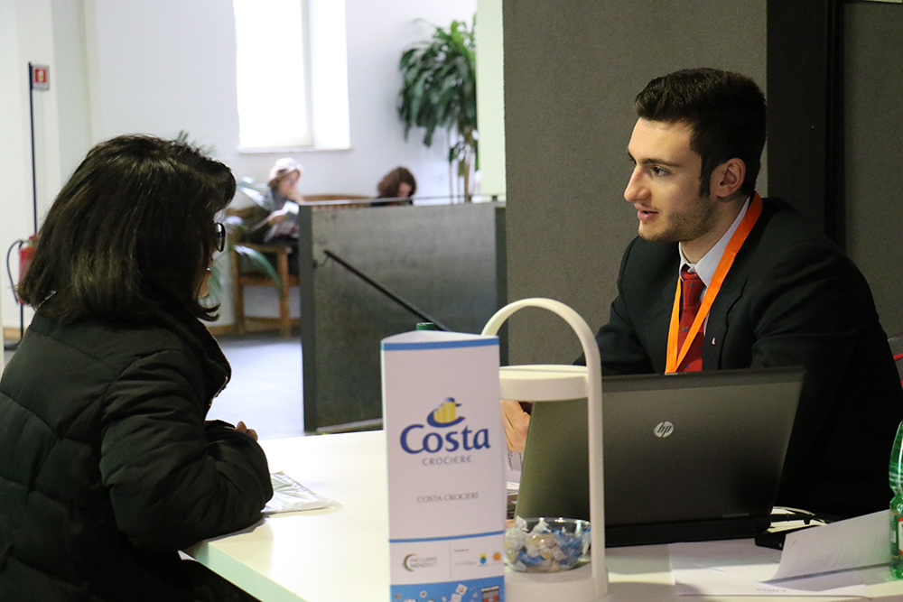 Inclusive Job Day all'Aquario civico: Costa Crociere