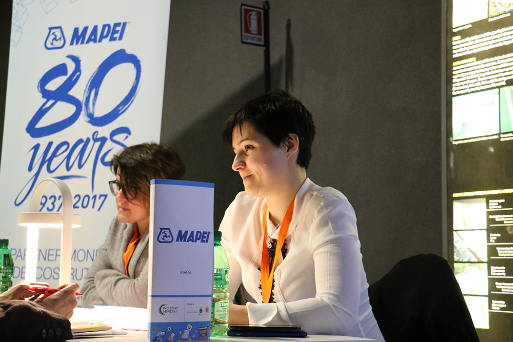 Inclusive Job Day all'Aquario civico: Mapei