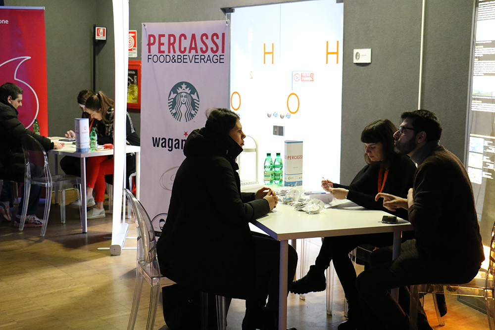 Inclusive Job Day all'Aquario civico: Percassi