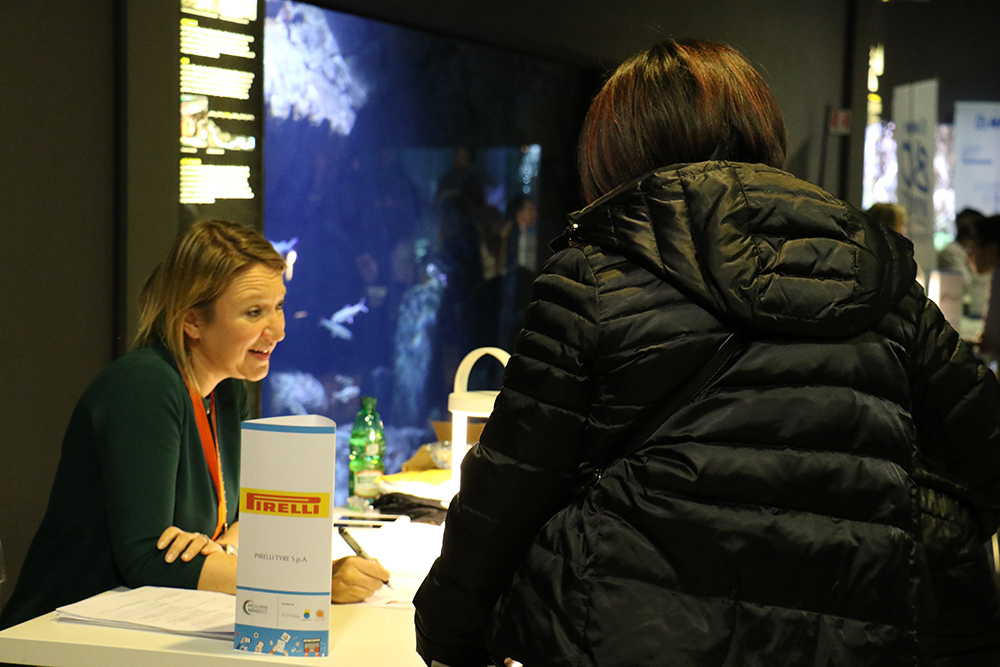 Inclusive Job Day all'Aquario civico: Pirelli