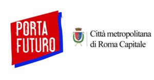Logo Porta Futuro Roma