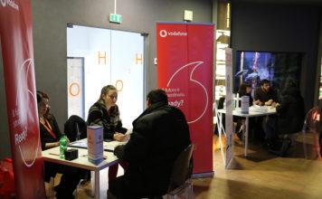 Inclusive Job Day all'Aquario civico: Vodafone