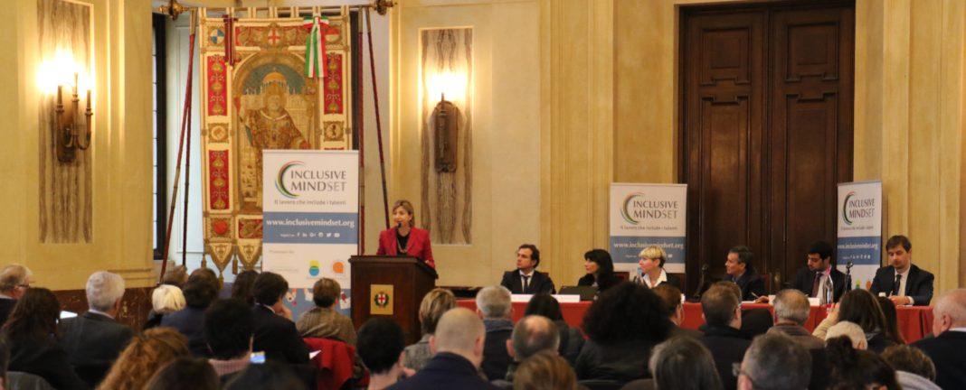 Evento Inclusive Mindset Academy Palazzo Marino 2018