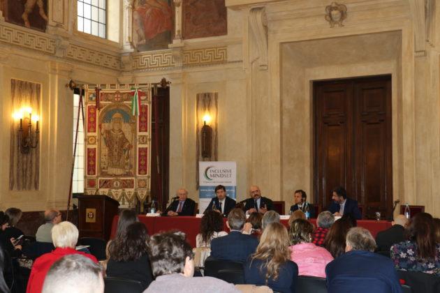 Il panel dei relatori